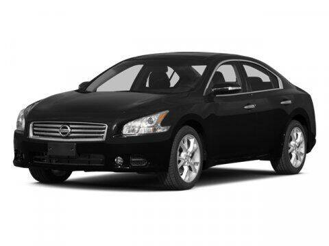 2014 Nissan Maxima for sale at J T Auto Group in Sanford NC