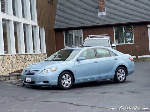 2008 Toyota Camry for sale at Cupples Car Company in Belmont NH