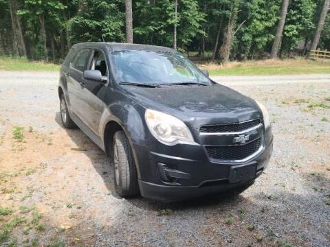 2013 Chevrolet Equinox for sale at Cumberland Used Auto Parts in Marietta GA
