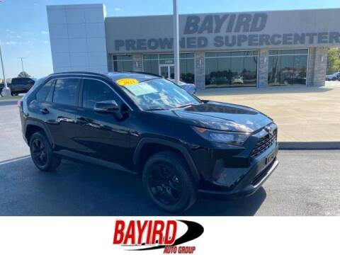 2021 Toyota RAV4 for sale at Bayird Truck Center in Paragould AR