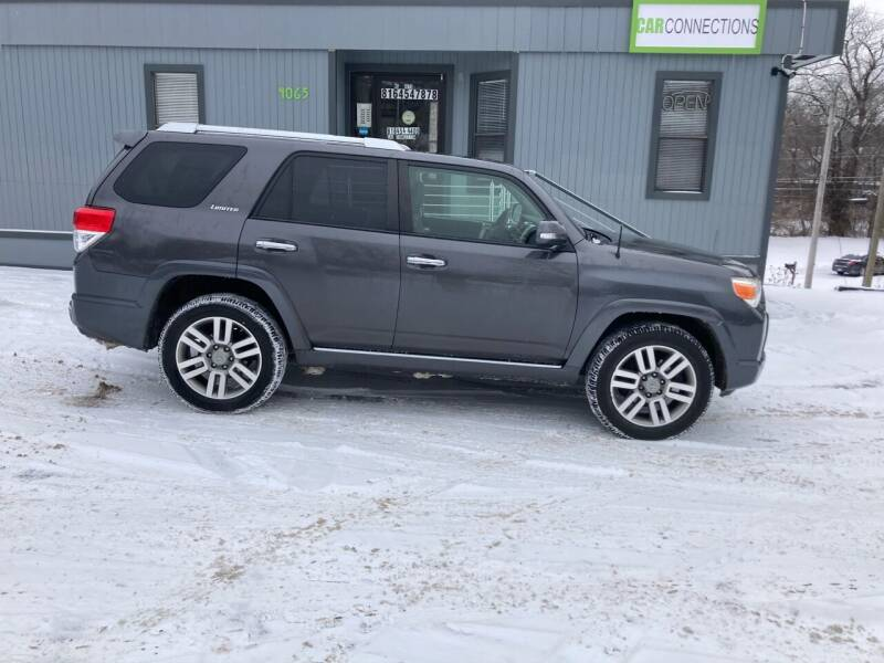 2011 Toyota 4Runner for sale at Car Connections in Kansas City MO