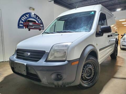 2012 Ford Transit Connect for sale at Italy Blue Auto Sales llc in Miami FL