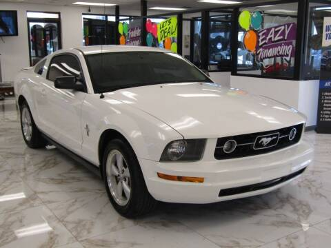 2007 Ford Mustang for sale at Dealer One Auto Credit in Oklahoma City OK