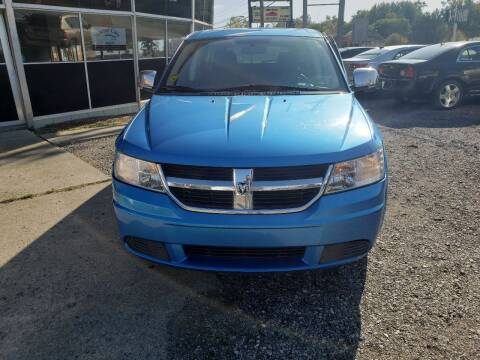 2009 Dodge Journey for sale at Fansy Cars in Mount Morris MI