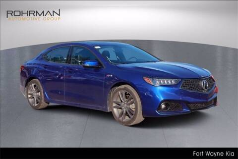 2019 Acura TLX for sale at BOB ROHRMAN FORT WAYNE TOYOTA in Fort Wayne IN