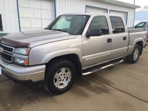 2007 Chevrolet Silverado 1500 Classic for sale at Bauman Auto Center in Sioux Falls SD