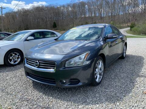 2013 Nissan Maxima for sale at Court House Cars, LLC in Chillicothe OH