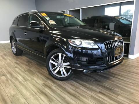 2011 Audi Q7 for sale at Golden State Auto Inc. in Rancho Cordova CA
