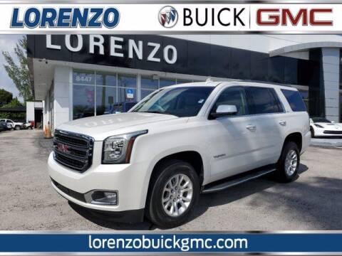 2016 GMC Yukon for sale at Lorenzo Buick GMC in Miami FL