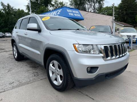 2011 Jeep Grand Cherokee for sale at Great Lakes Auto House in Midlothian IL