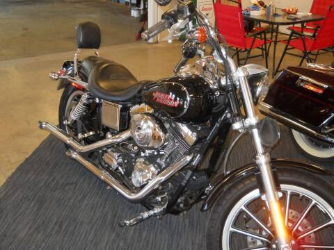 2004 Harley-Davidson Dyna Low Rider for sale at BARKER AUTO EXCHANGE in Spencer IN