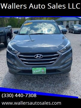 2016 Hyundai Tucson for sale at Wallers Auto Sales LLC in Dover OH