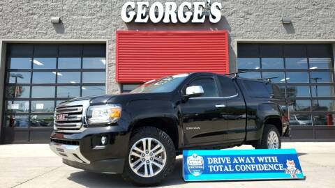 2015 GMC Canyon for sale at George's Used Cars - Pennsylvania & Allen in Brownstown MI