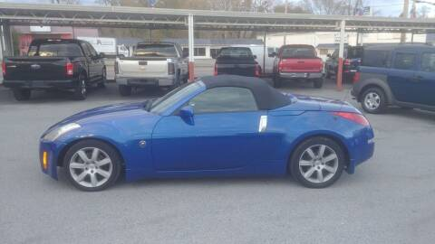 2005 Nissan 350Z for sale at Lewis Used Cars in Elizabethton TN