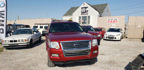 2008 Ford Explorer for sale at EHE Auto Sales in Marine City MI
