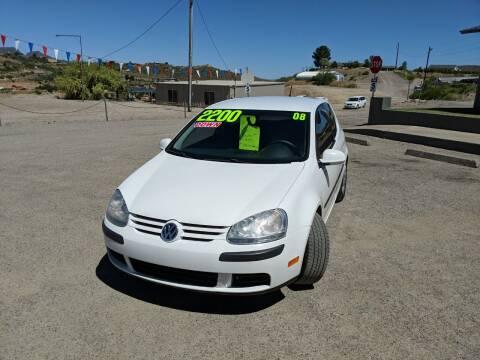 2008 Volkswagen Rabbit for sale at Hilltop Motors in Globe AZ