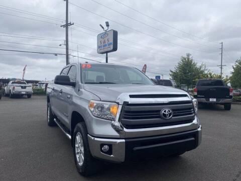 2015 Toyota Tundra for sale at S&S Best Auto Sales LLC in Auburn WA