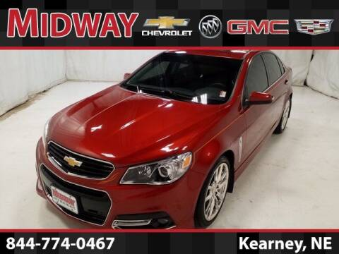 2015 Chevrolet SS for sale at Heath Phillips in Kearney NE