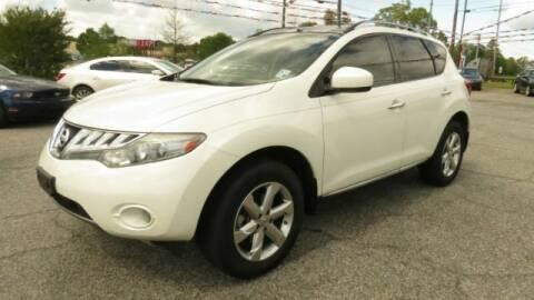 2010 Nissan Murano for sale at Minden Autoplex in Minden LA