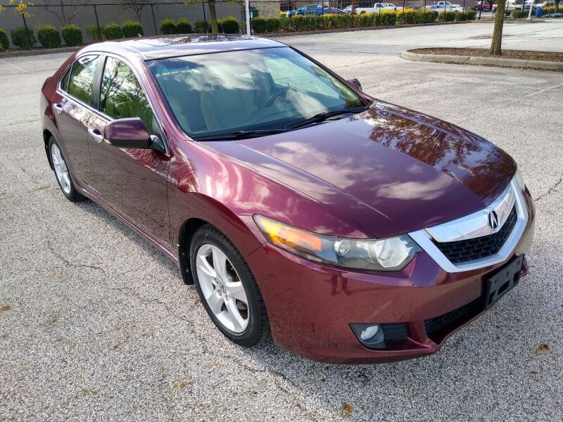 2009 Acura TSX for sale in Eastlake, OH