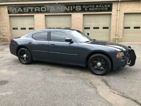 2008 Dodge Charger for sale at Mastroianni Auto Sales in Palmer MA