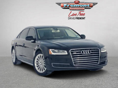 2016 Audi A8 L for sale at Rocky Mountain Commercial Trucks in Casper WY