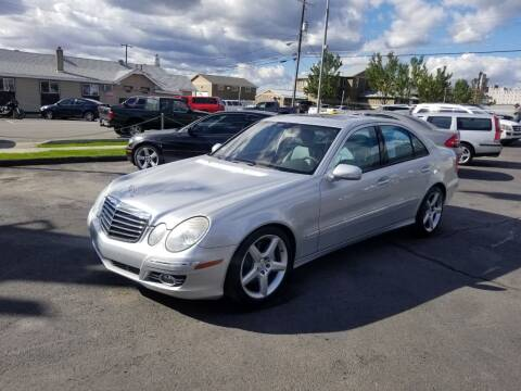 2007 Mercedes-Benz E-Class for sale at Cool Cars LLC in Spokane WA