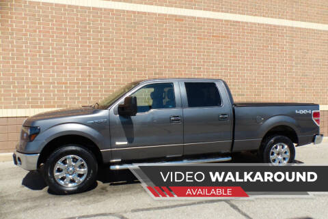 2013 Ford F-150 for sale at Macomb Automotive Group in New Haven MI