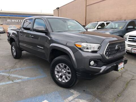 2018 Toyota Tacoma for sale at Cars 2 Go in Clovis CA