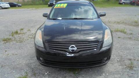 2009 Nissan Altima for sale at Auto Mart - Moncks Corner in Moncks Corner SC