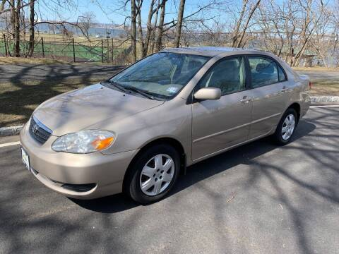 2008 Toyota Corolla for sale at Crazy Cars Auto Sale in Jersey City NJ