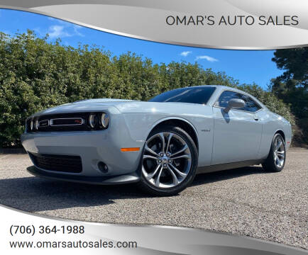 2020 Dodge Challenger for sale at Omar's Auto Sales in Martinez GA
