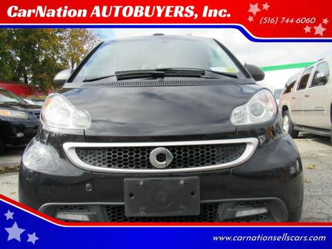 2014 Smart fortwo for sale at CarNation AUTOBUYERS, Inc. in Rockville Centre NY