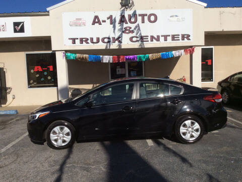 2017 Kia Forte for sale at A-1 AUTO AND TRUCK CENTER in Memphis TN