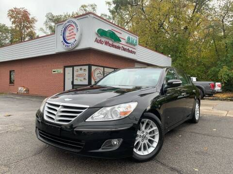 2009 Hyundai Genesis for sale at GMA Automotive Wholesale in Toledo OH