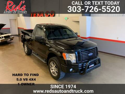 2014 Ford F-150 for sale at Red's Auto and Truck in Longmont CO