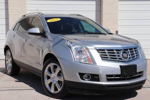 2015 Cadillac SRX for sale at MG Motors in Tucson AZ