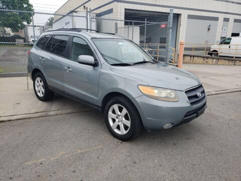 2007 Hyundai Santa Fe for sale at O A Auto Sale in Paterson NJ
