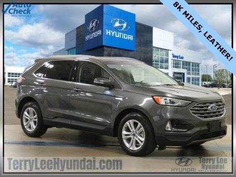 2020 Ford Edge for sale at Terry Lee Hyundai in Noblesville IN