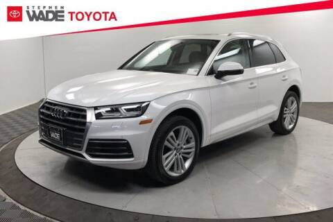 2018 Audi Q5 for sale at Stephen Wade Pre-Owned Supercenter in Saint George UT