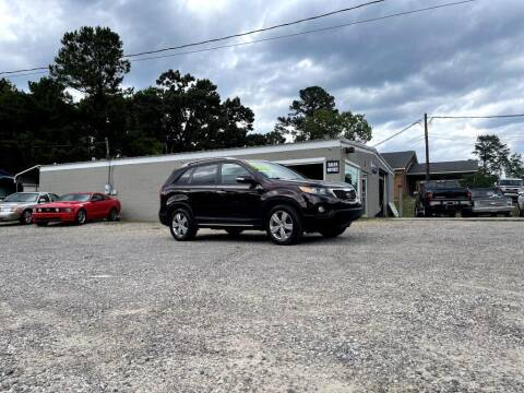 2012 Kia Sorento for sale at Barrett Auto Sales in North Augusta SC