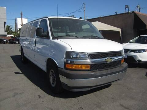 2019 Chevrolet Express Passenger for sale at Win Motors Inc. in Los Angeles CA