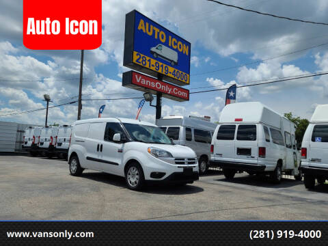 2015 RAM ProMaster City Cargo for sale at Auto Icon in Houston TX