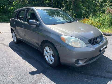2006 Toyota Matrix for sale at Volpe Preowned in North Branford CT