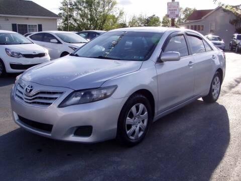 2011 Toyota Camry for sale at The Autobahn Auto Sales & Service Inc. in Johnstown PA