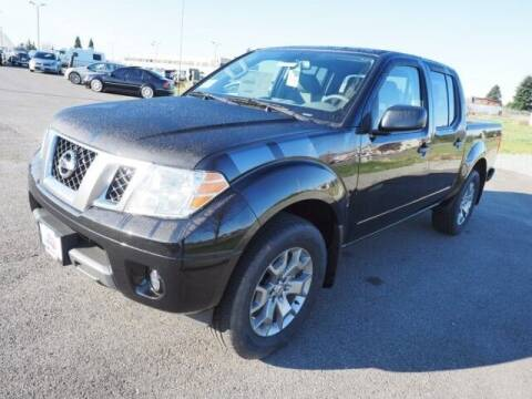 2021 Nissan Frontier for sale at Karmart in Burlington WA