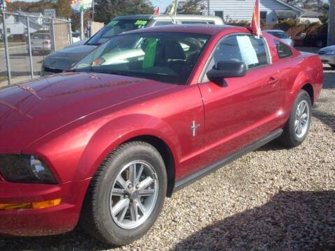 2006 Ford Mustang for sale at Flag Motors in Islip Terrace NY