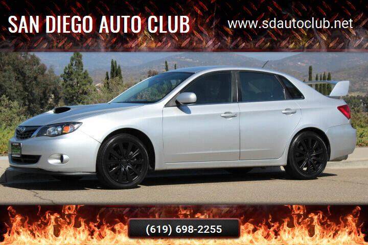 2008 Subaru Impreza for sale in Spring Valley, CA