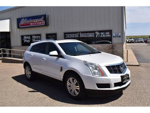2011 Cadillac SRX for sale at Chaparral Motors in Lubbock TX