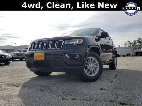 2018 Jeep Grand Cherokee for sale at Hardy Auto Resales in Dallas GA